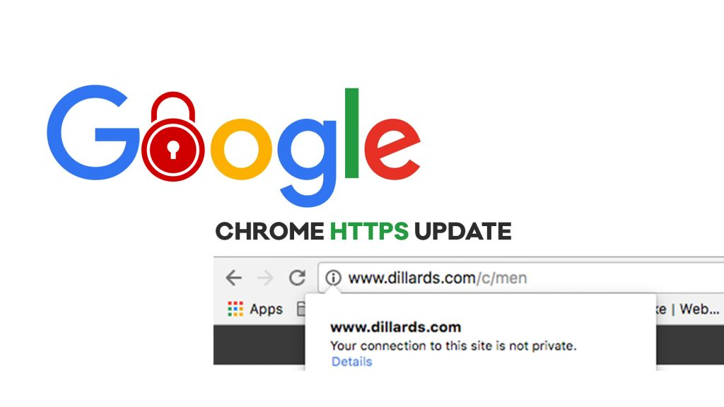 Google's Chrome HTTPS Security Update | Secure128